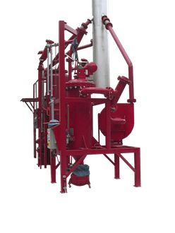 CARTRIDGE DUST COLLECTOR RX EX - Red
