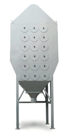 Cartridge dust collector X JUMBO - Grey